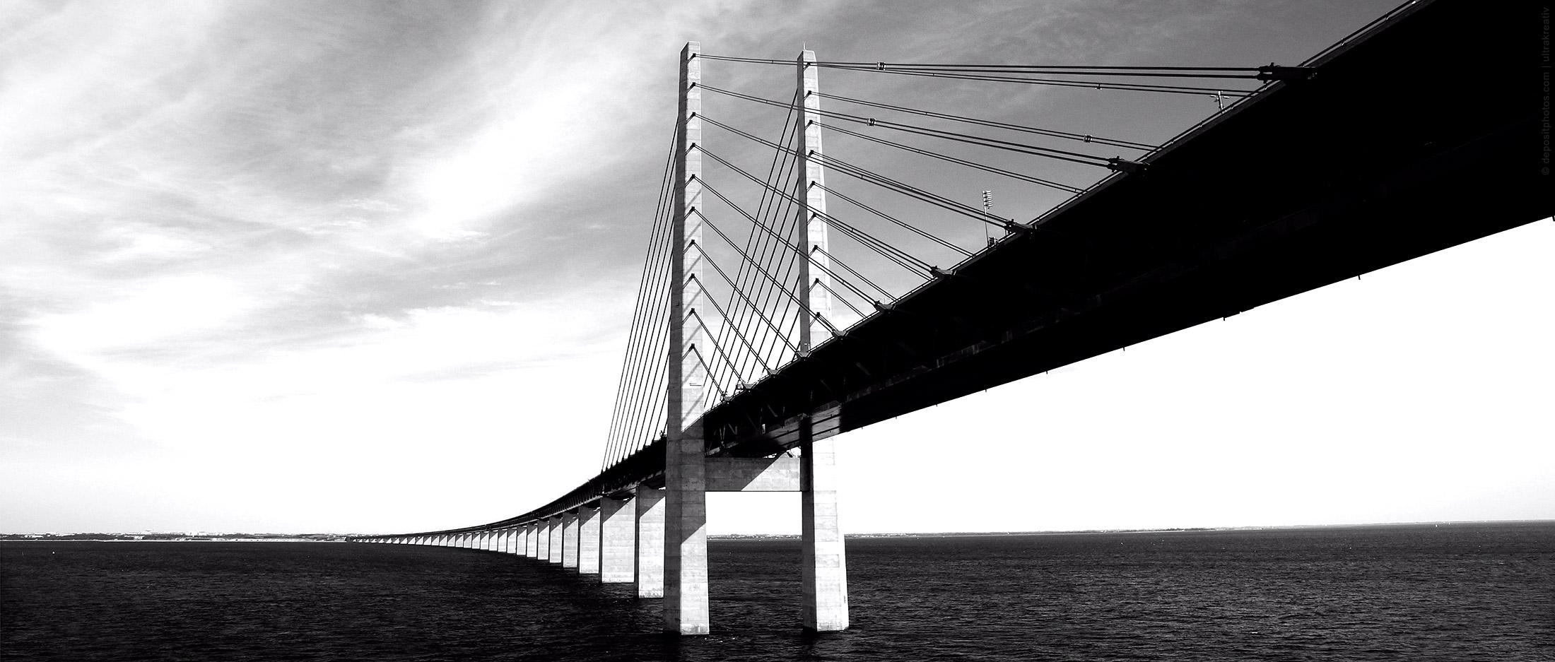 Öresundbrücke, Schweden